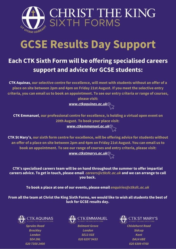 GCSE Results Day Support 1 724x1024
